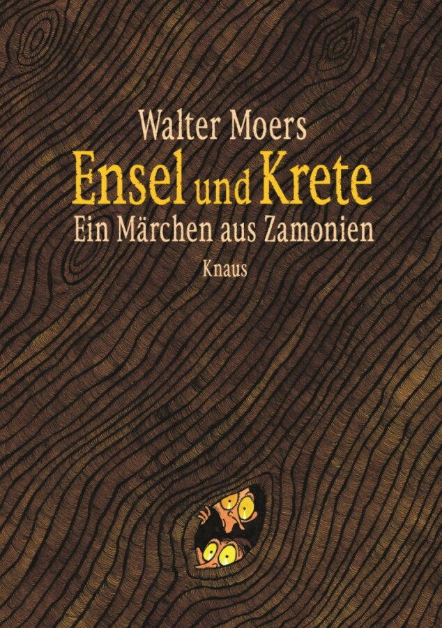 Cover zu Walter Moers – Ensel und Krete