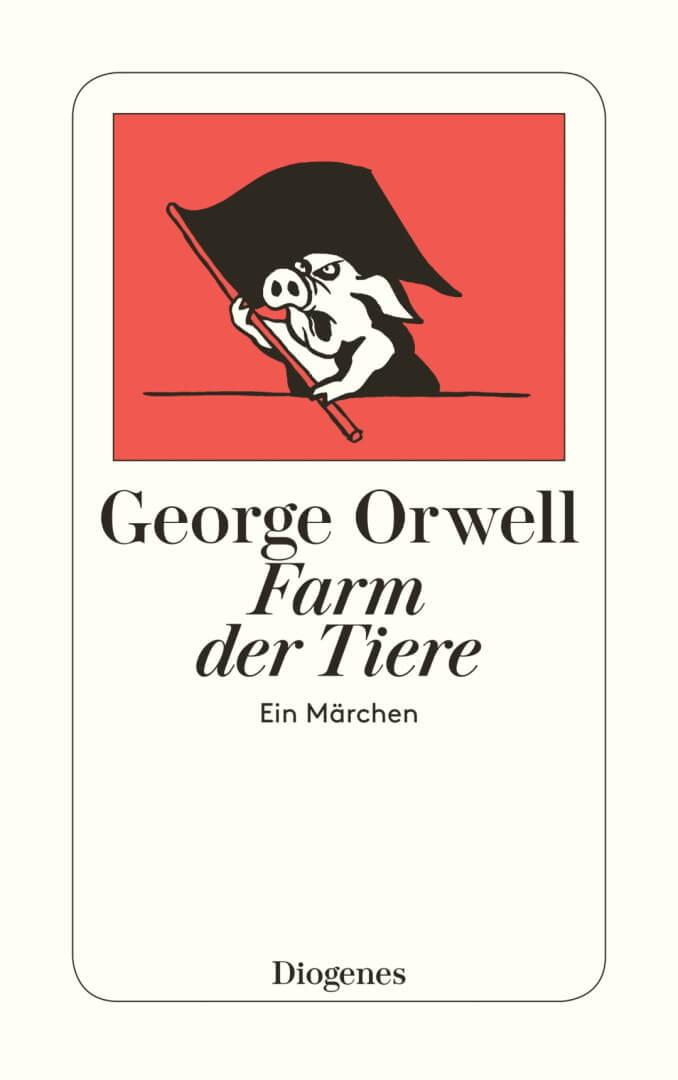 Cover zu George Orwell – Farm der Tiere