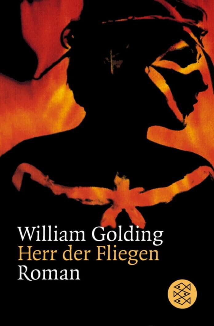 Cover zu William Golding – Herr der Fliegen