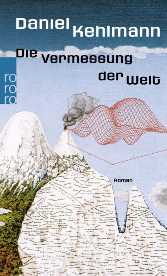 Cover zu Daniel Kehlmann – Die Vermessung der Welt