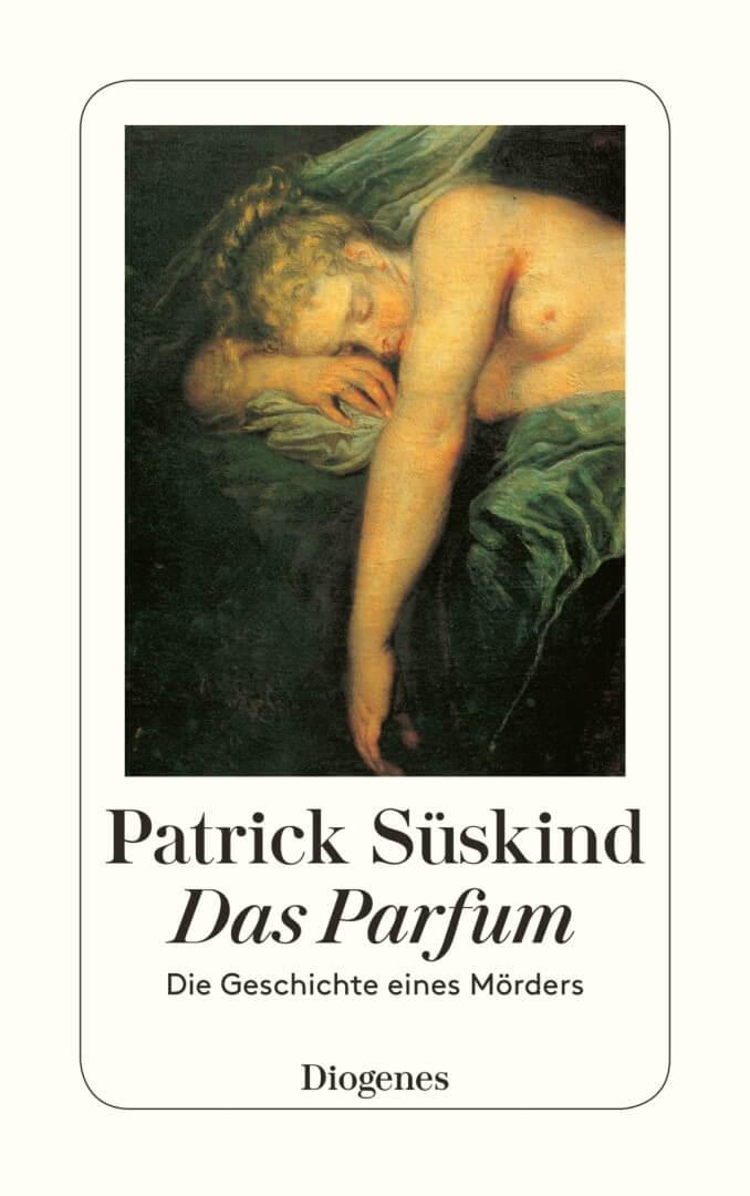 Cover zu Patrick Süskind – Das Parfum