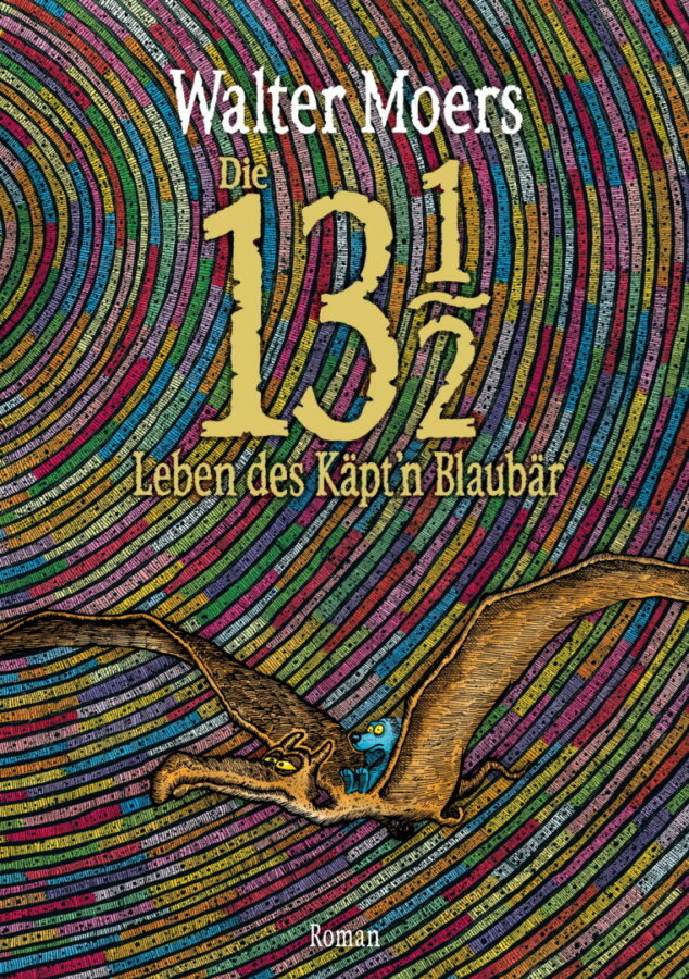Cover zu Walter Moers – Die 13½ Leben des Käpt'n Blaubär