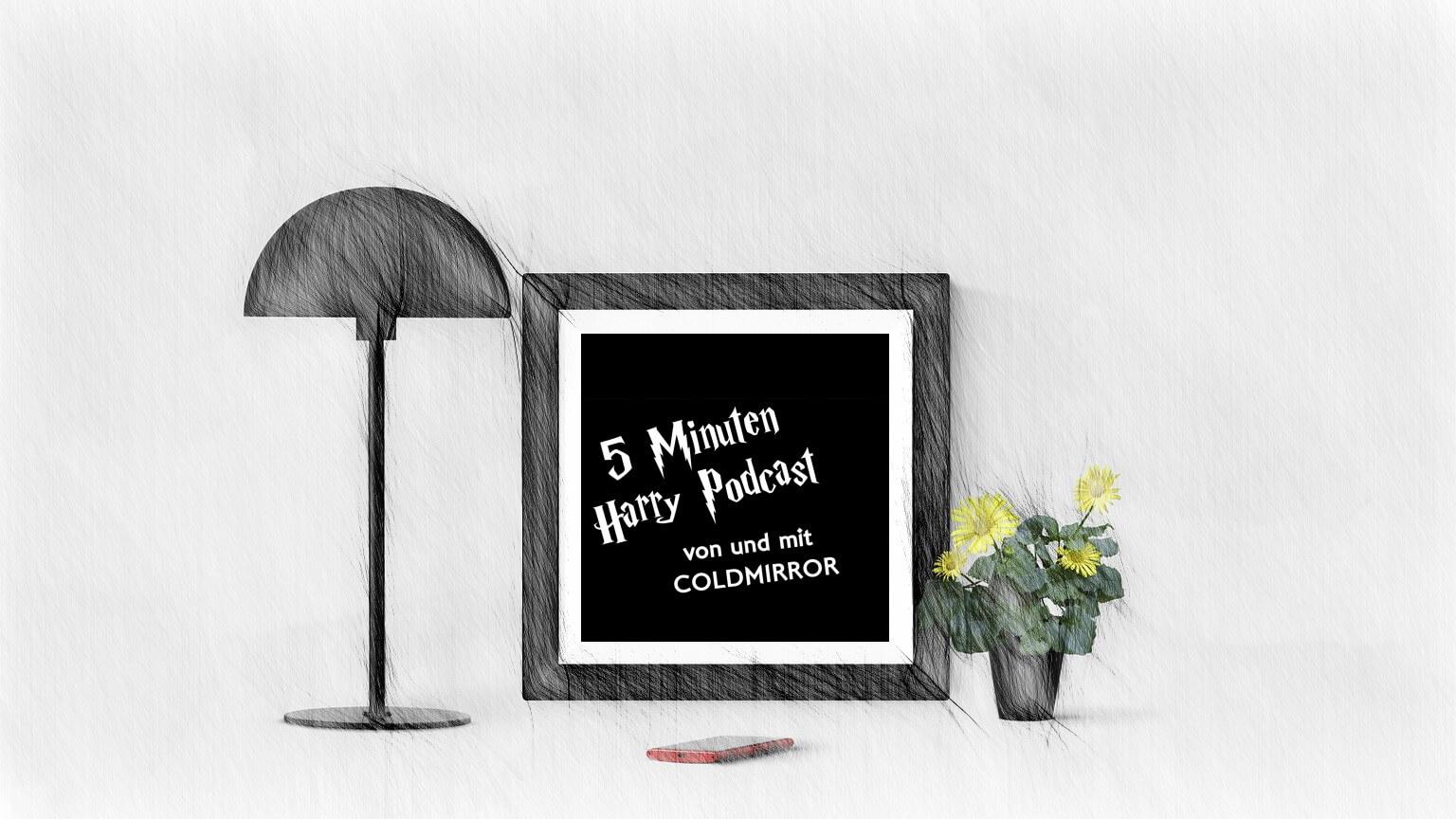Cover: Der 5 Minuten Harry Podcast von Coldmirror