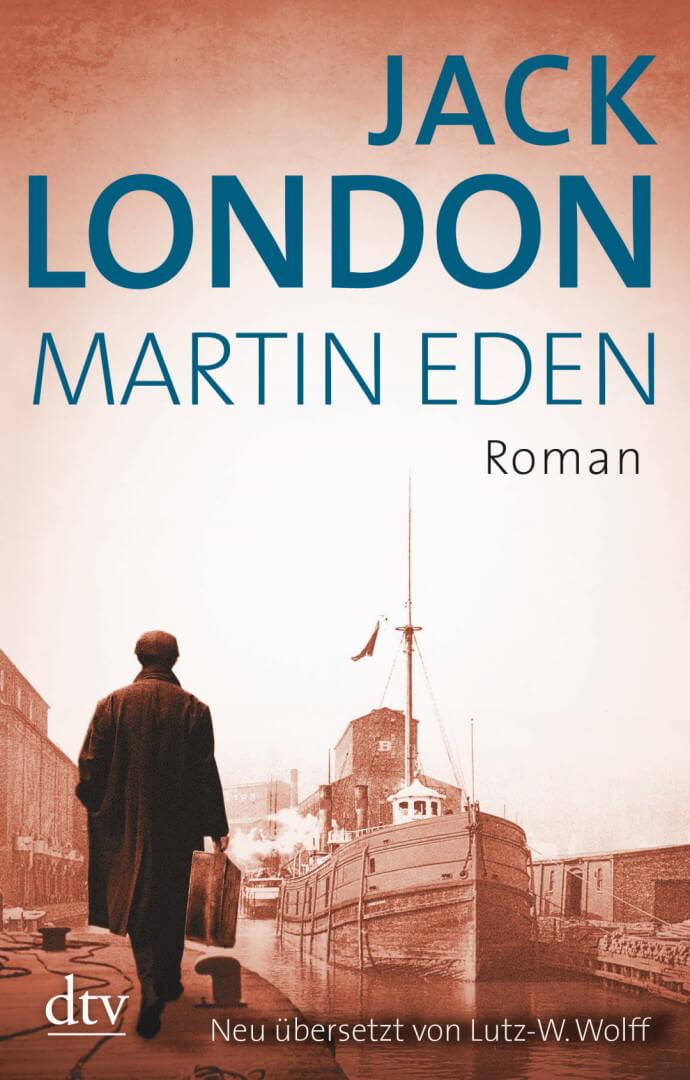 Cover zu Jack London – Martin Eden