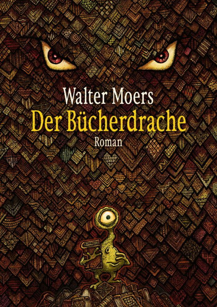 Cover zu Walter Moers – Der Bücherdrache