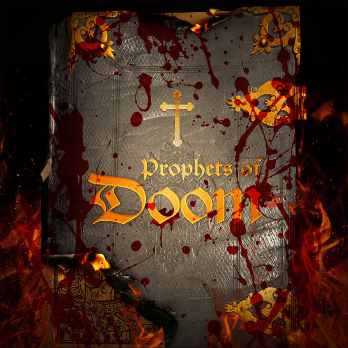 Cover zu Dan Carlin - Prophets of Doom