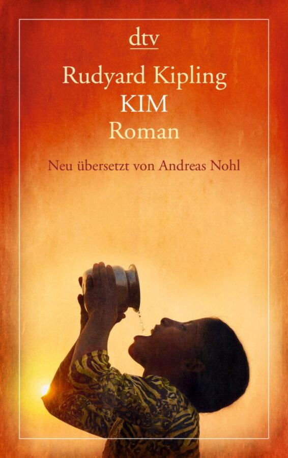 Cover zu Rudyard Kipling – Kim