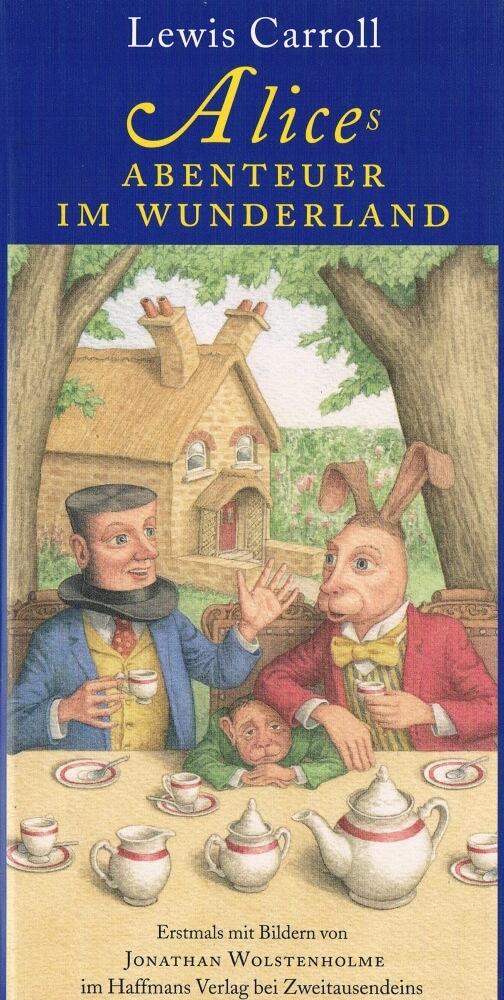 Cover zu Lewis Carroll – Alices Abenteuer im Wunderland