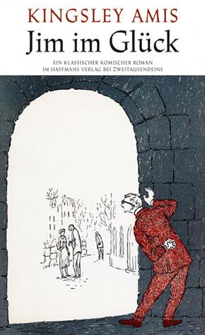 Cover zu Kingsley Amis – Jim im Glück