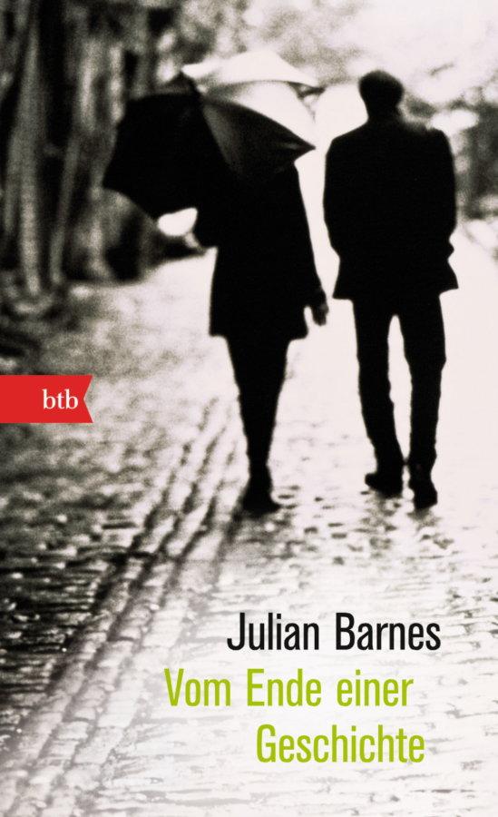 Cover zu Julian Barnes - Vom Ende einer Geschichte