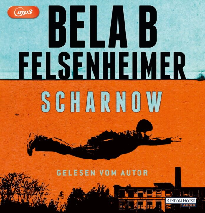 Cover zu Bela B – Scharnow