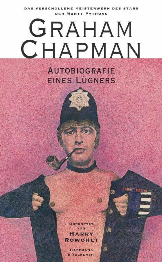 Cover zu Graham Capman - Autobiografie eines Lügners