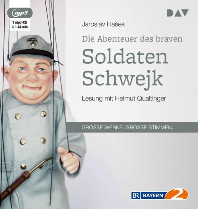 Cover zu Jarsolav Hasek - Die Abenteuer des braven Soldaten Schwejk