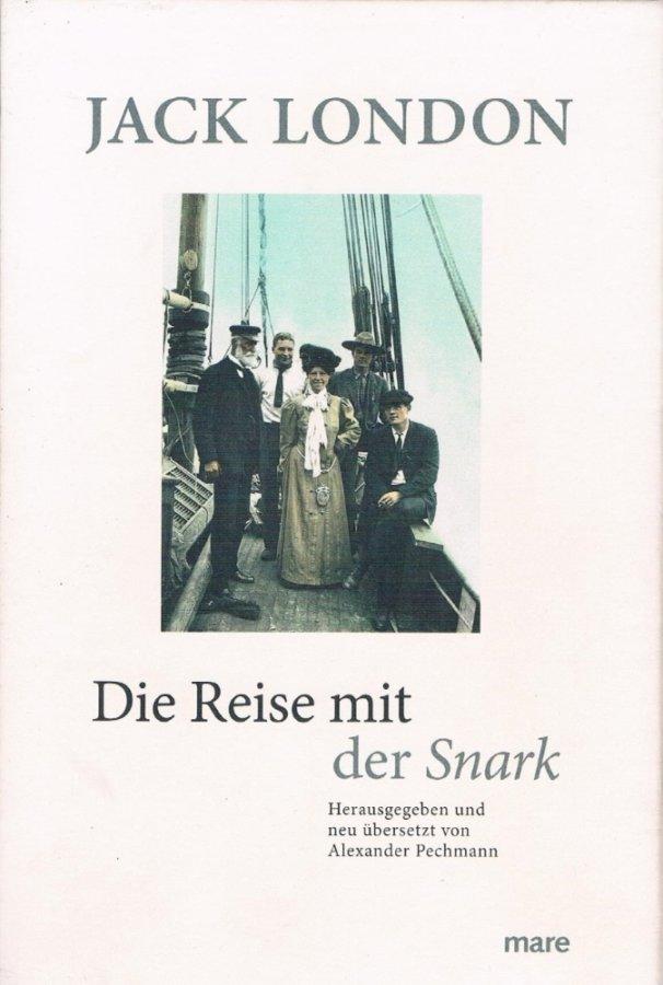 Cover zu Jack London - Die Reise mit der Snark