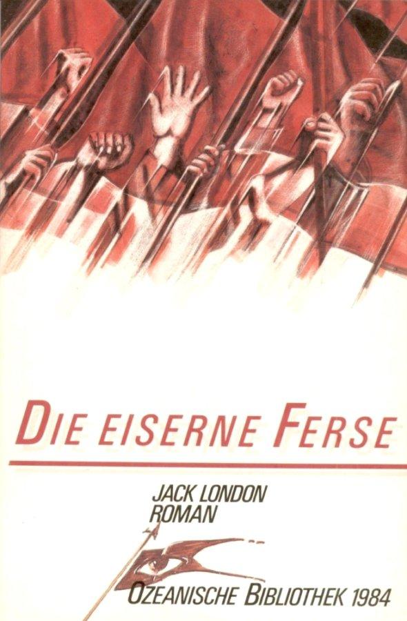 Cover zu Jack London - Die eiserne Ferse