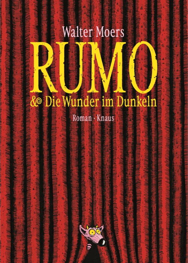 Cover zu Walter Moers - Rumo und die Wunder im Dunkeln