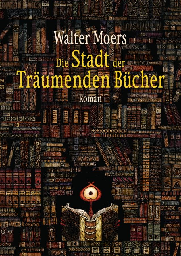 Cover zu Walter Moers - Die Stadt der träumenden Bücher