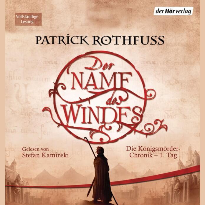 Cover zu Patrick Rothfuss - Der Name des Windes