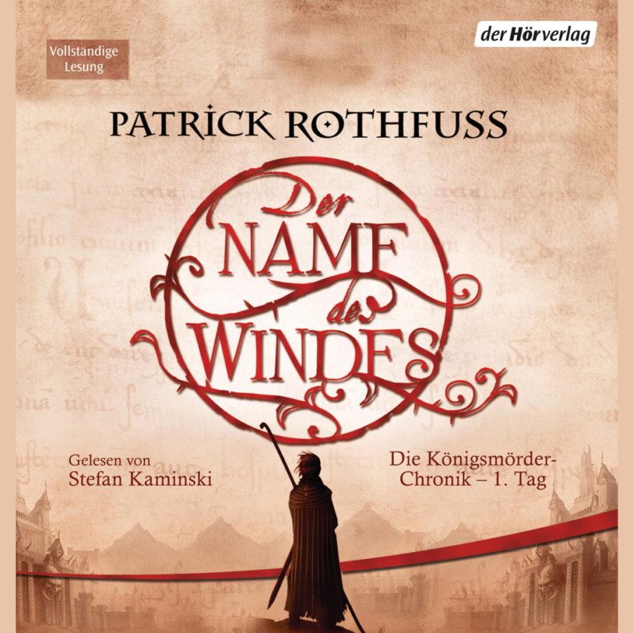 Cover zu Patrick Rothfuss - Der Name des Windes (Hörbuch)