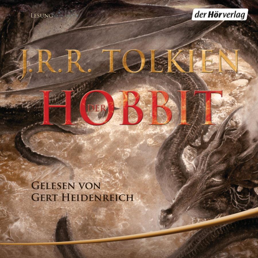 Cover zu J.R.R. Tolkien - Der Hobbit (Hörbuch)