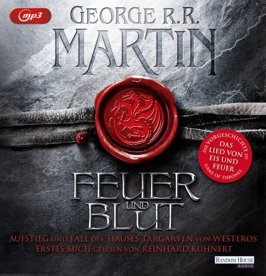 Cover zu George R.R. Martin - Feuer und Blut - Erstes Buch (Hörbuch)