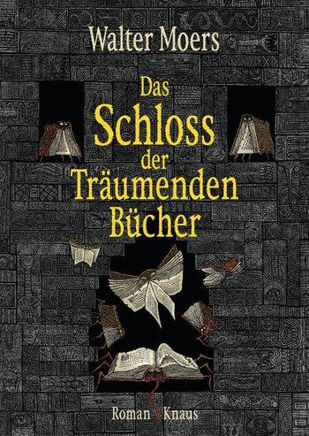 Cover zu Walter Moers - Das Schloss der träumenden Bücher