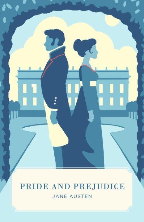 Cover zu Jane Austen – Stolz und Vorurteil