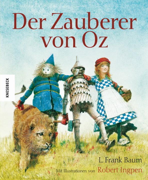 Cover zu Frank L Baum – Der Zauberer von Oz