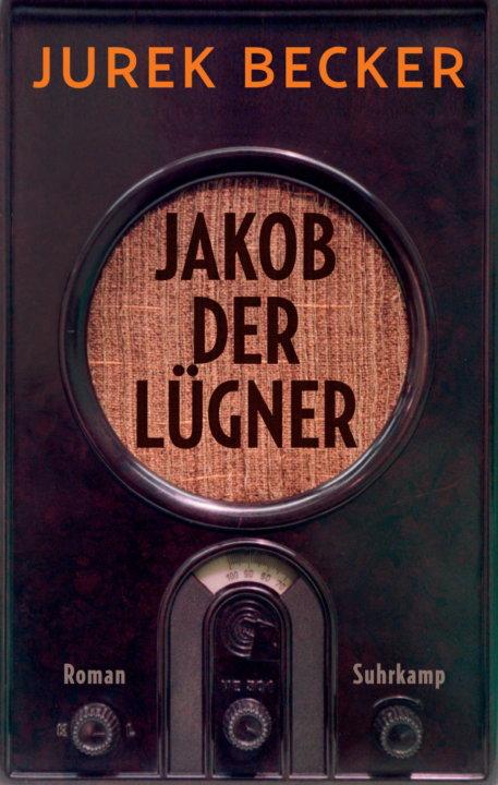 Cover zu Jurek Becker – Jakob der Lügner