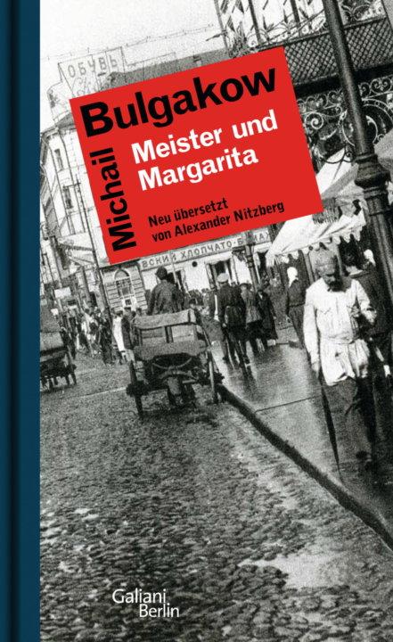 Cover zu Michail Bulgakow – Meister und Margarita