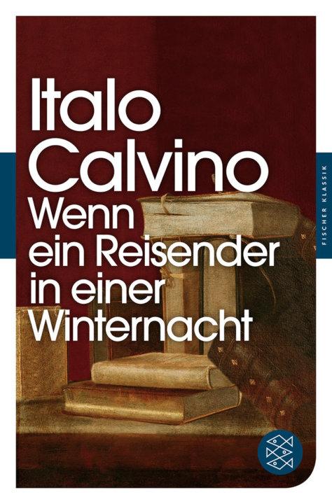 Cover zu Italo Calvino – Wenn ein Reisender in einer Winternacht