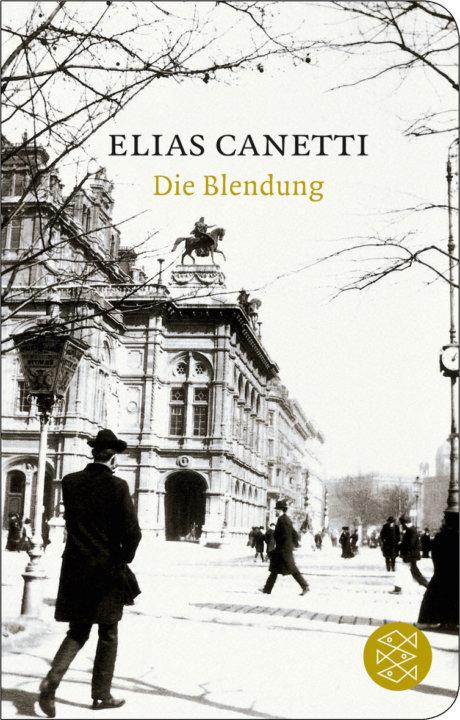Cover zu Elias Canetti – Die Blendung