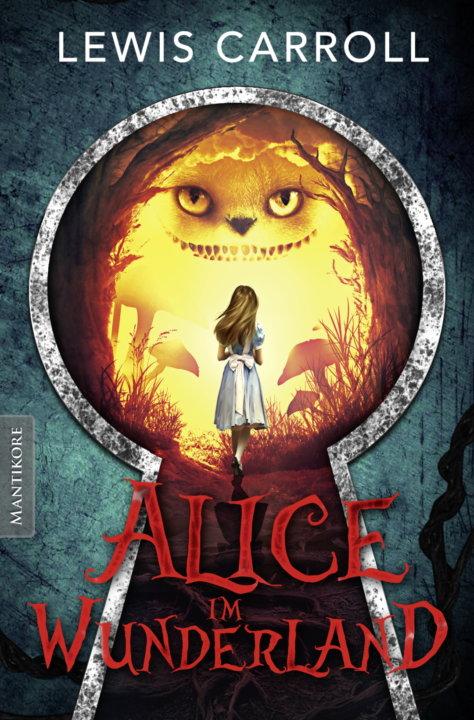 Cover zu Lewis Caroll – Alice im Wunderland