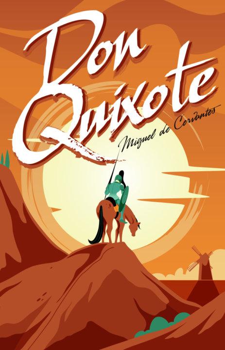 Cover zu Miguel de Cervantes – Don Quijote