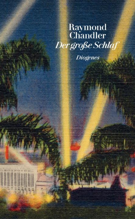 Cover zu Raymond Chandler – Der große Schlaf