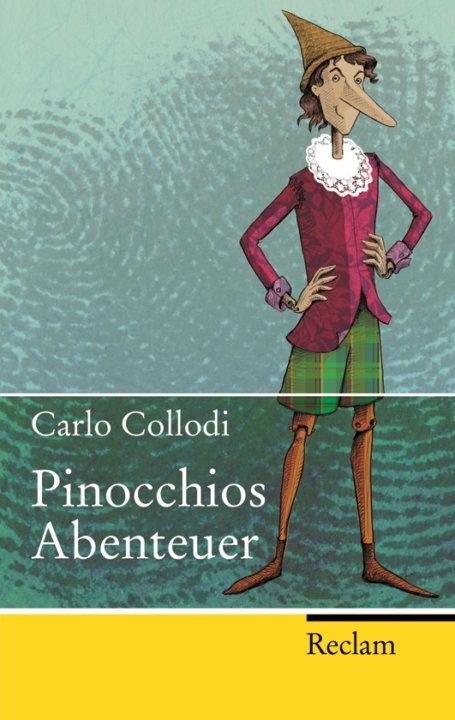 Cover zu Carlo Collodi – Pinocchios Abenteuer