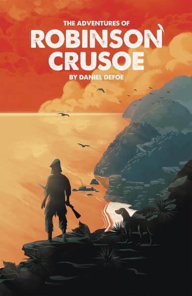 Cover zu Daniel Defoe – Robinson Crusoe