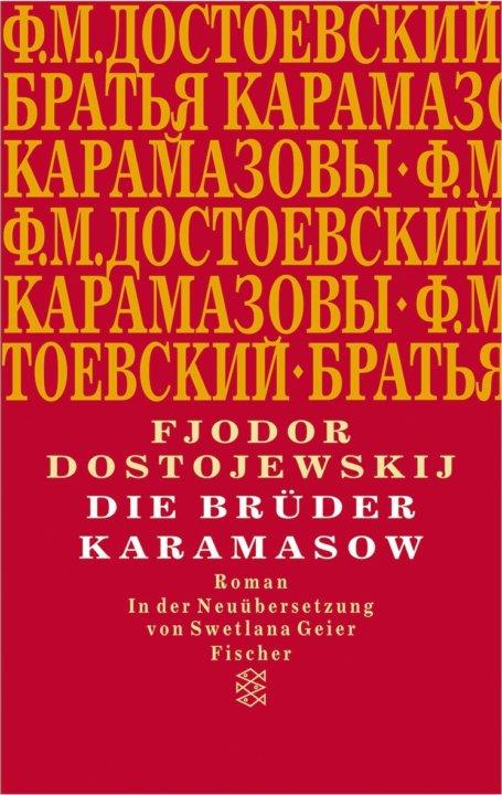 Cover zu Fjodor Dostojewski – Die Brüder Karamasow