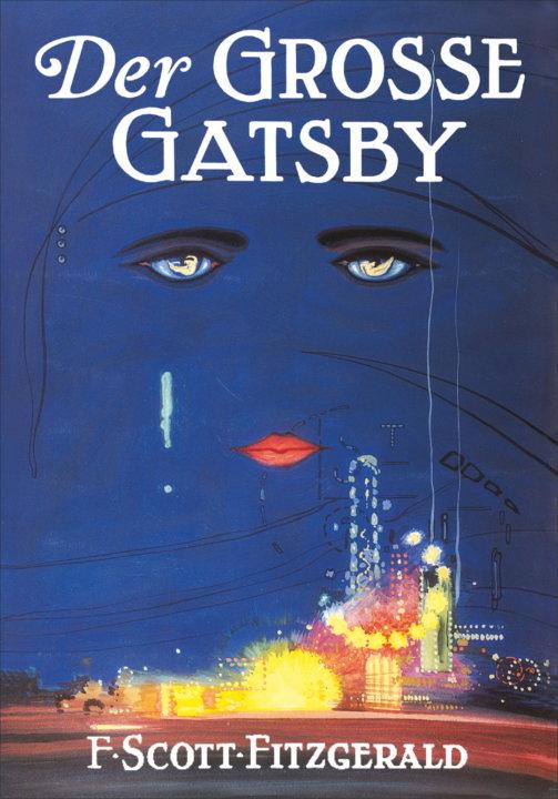 Cover zu F Scott Fitzgerald – Der große Gatsby