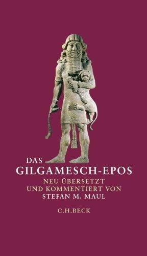 Cover zu Gilgamesch Epos
