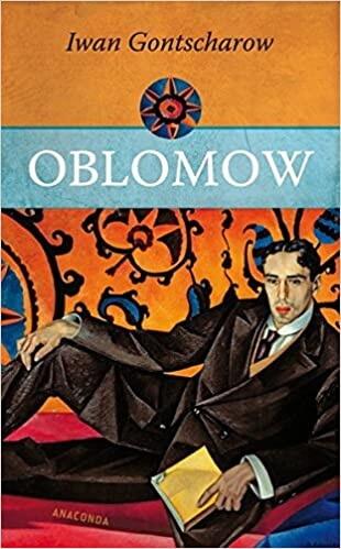 Cover zu Iwan Gontscharow – Oblomow