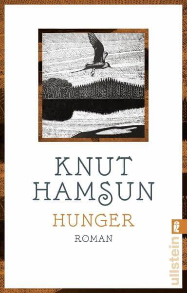 Cover zu Knut Hamsun – Hunger