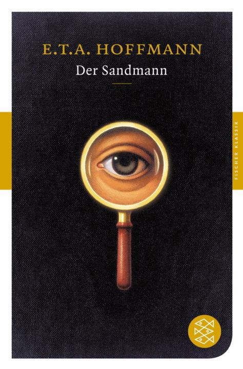 Cover zu E.T.A. Hoffmann – Der Sandmann