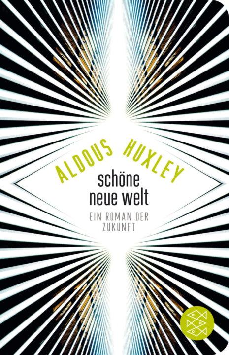 Cover zu Aldous Huxley – Schöne neue Welt