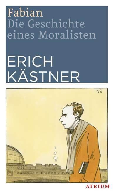 Cover zu Erich Kästner – Fabian