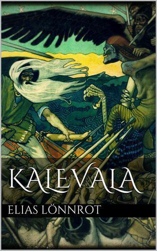 Cover zu Elias Lönrott – Kalevala
