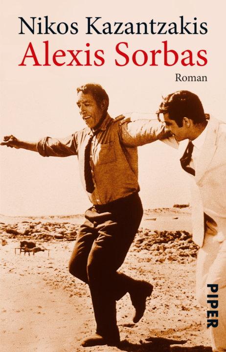 Cover zu Nikos Kazantzakis – Alexis Sorbas