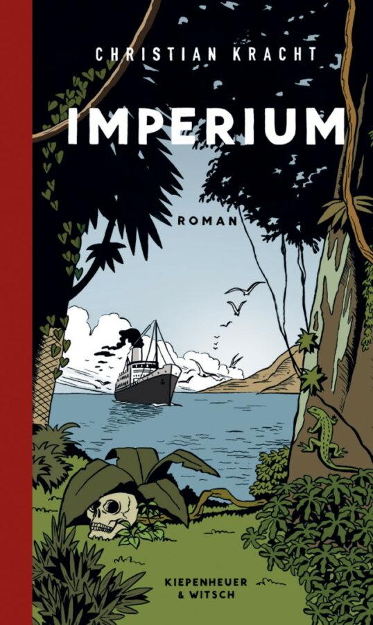 Cover zu Christian Kracht - Imperium