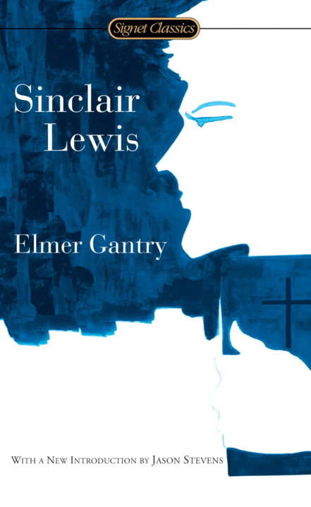 Cover zu Sinclair Lewis – Elmer Gantry