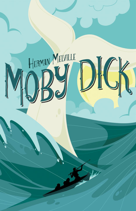 Cover zu Herman Melville – Moby-Dick